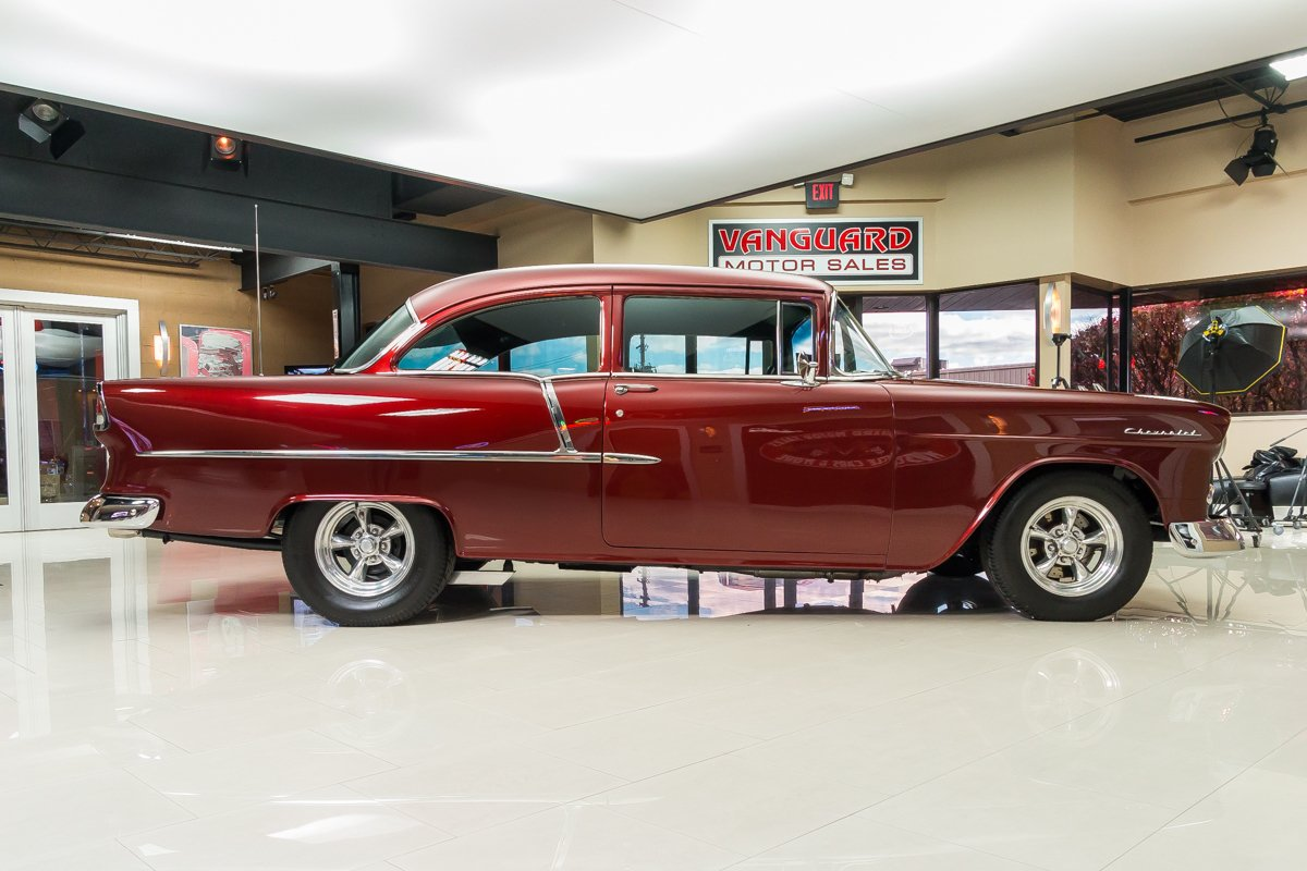 1955 Chevrolet Bel Air | Classic Cars for Sale Michigan