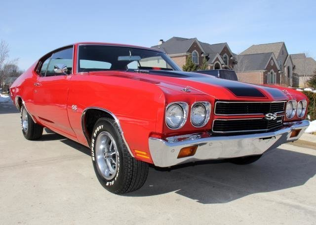 For Sale 1970 Chevrolet Chevelle