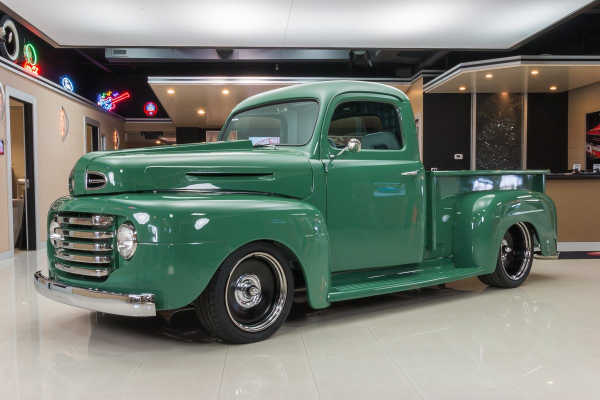 1948 Ford F1 | Classic Cars for Sale Michigan: Muscle & Old