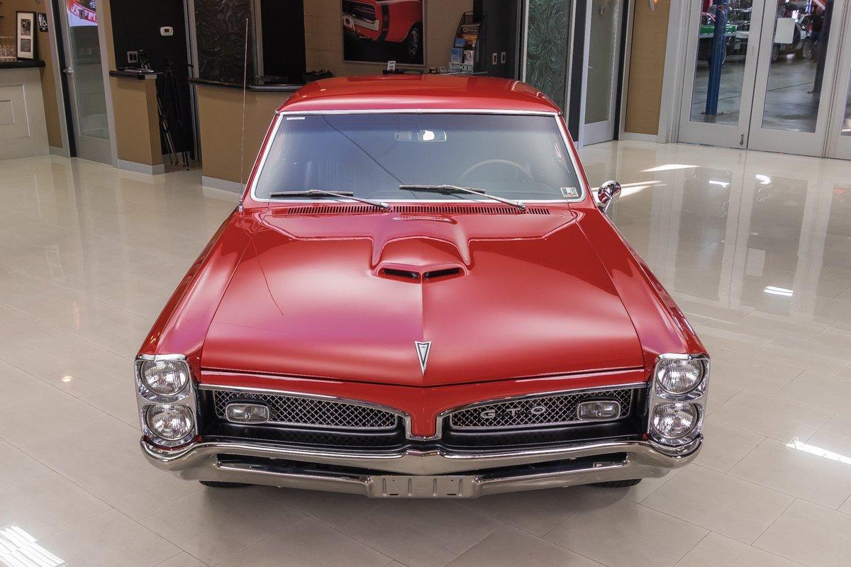1967 Pontiac GTO for sale #65067   MCG