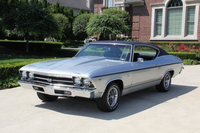 1969 chevrolet chevelle watch video