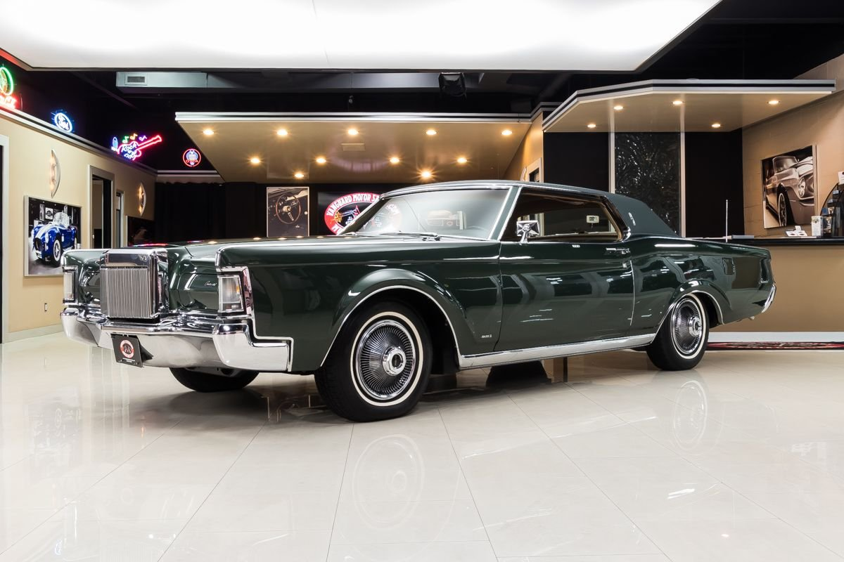 For Sale 1969 Lincoln Continental