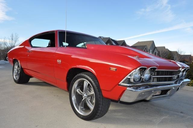 1969 chevrolet chevelle big block