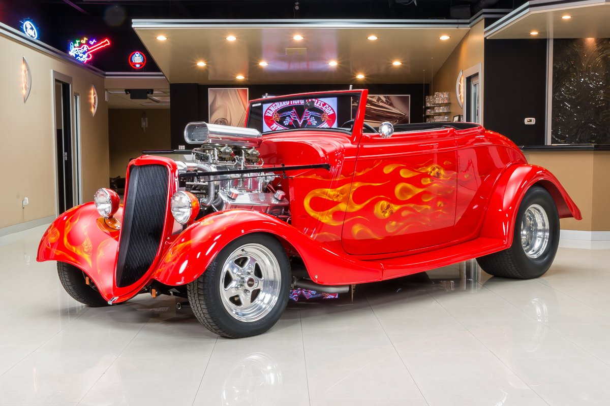 1934 Ford Cabriolet Street Rod for sale #50179   MCG
