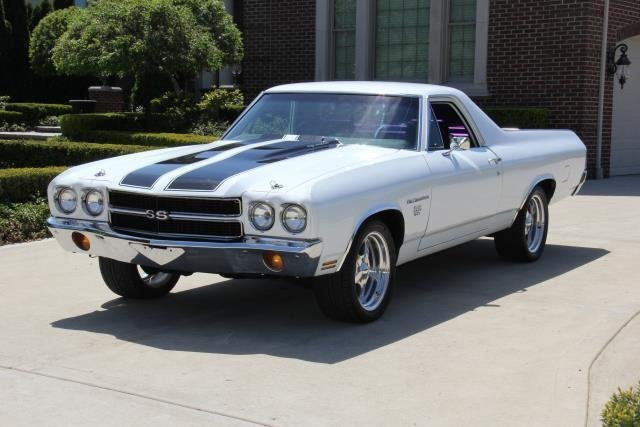 1970 chevrolet el camino watch video