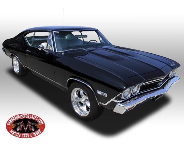 1968 chevrolet chevelle watch video