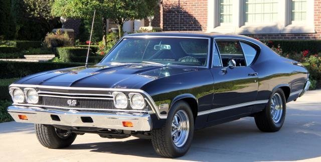 1968 chevrolet chevelle watcb video