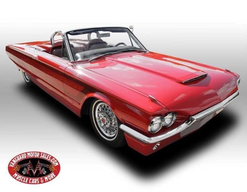 For Sale 1964 Ford Thunderbird