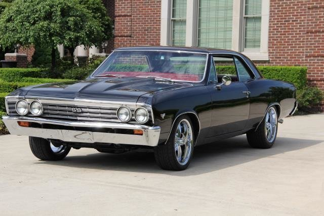 1967 chevrolet chevelle watch video