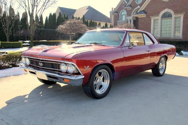 1966 chevrolet chevelle watch video