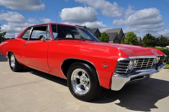 1967 chevrolet biscayne watch video