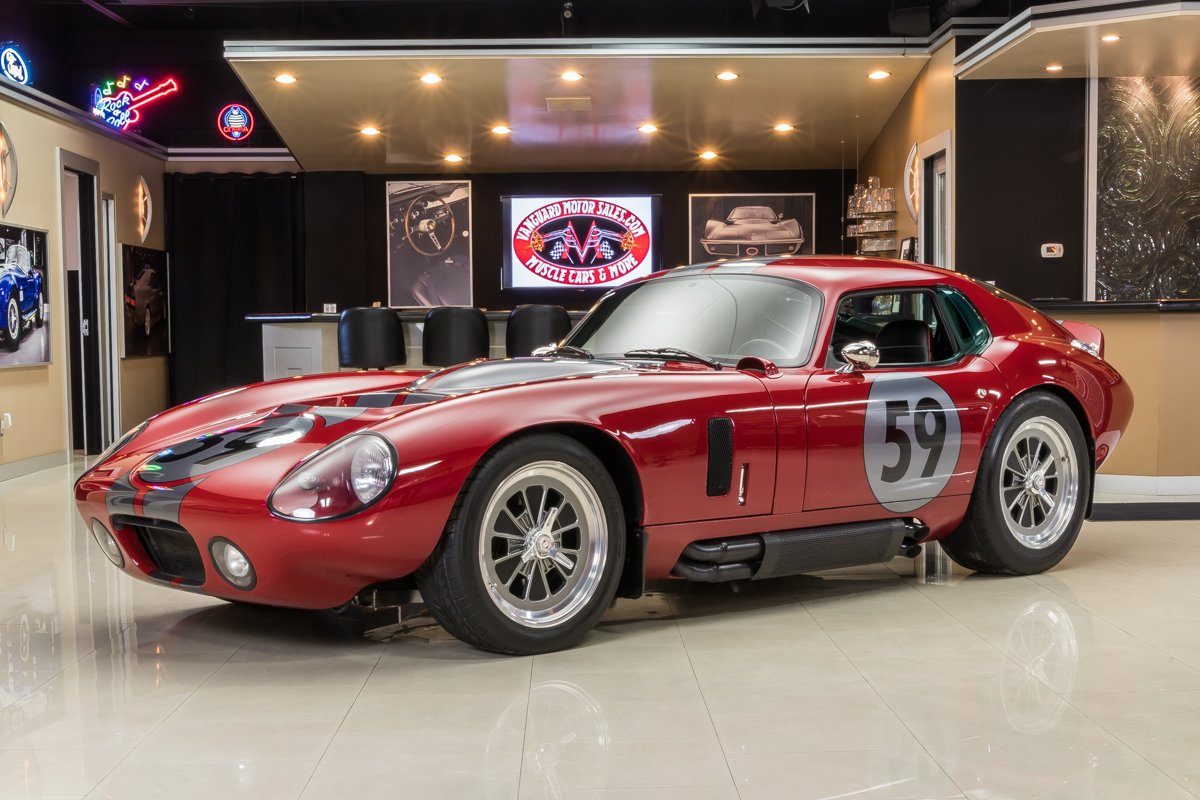 1965 shelby daytona coupe superformance