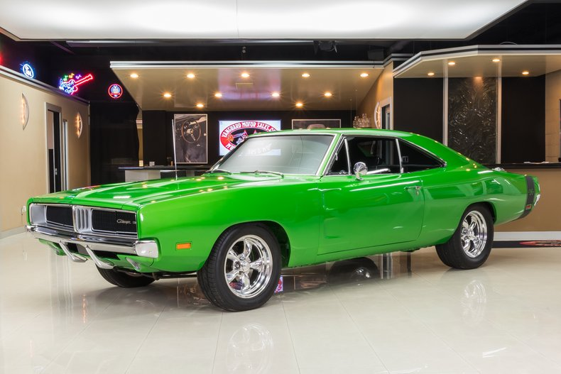 Dodge Dealer Tucson >> 1969 Dodge Charger | Classic Cars for Sale Michigan ...
