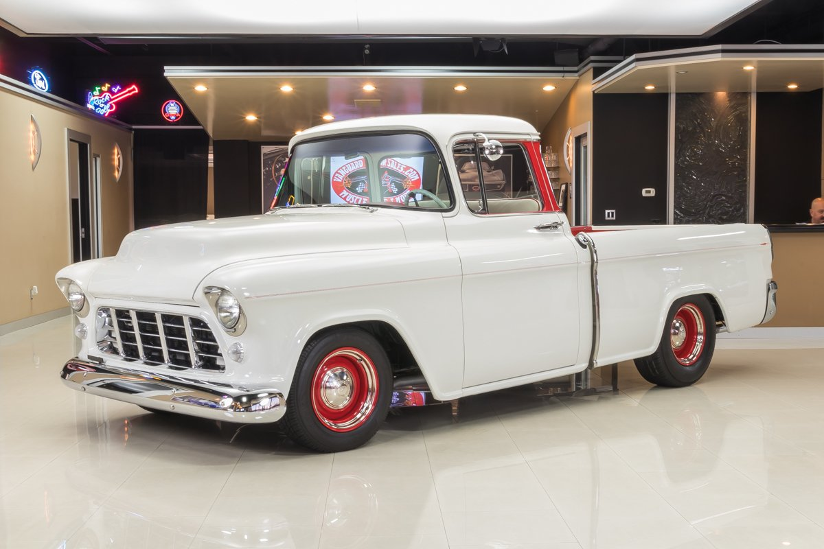 1955 Chevrolet Cameo Classic Cars For Sale Michigan Muscle Old Vanguard Wiring Harness