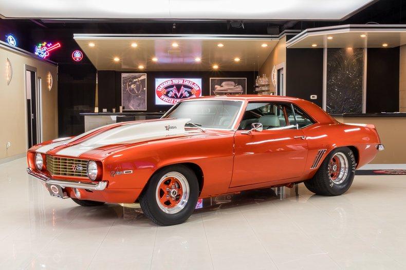 1969 Chevrolet Camaro | Classic Cars for Sale Michigan ...