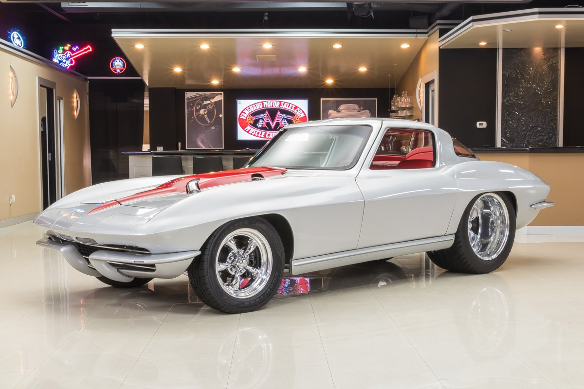 1967 chevrolet corvette twin turbo pro street