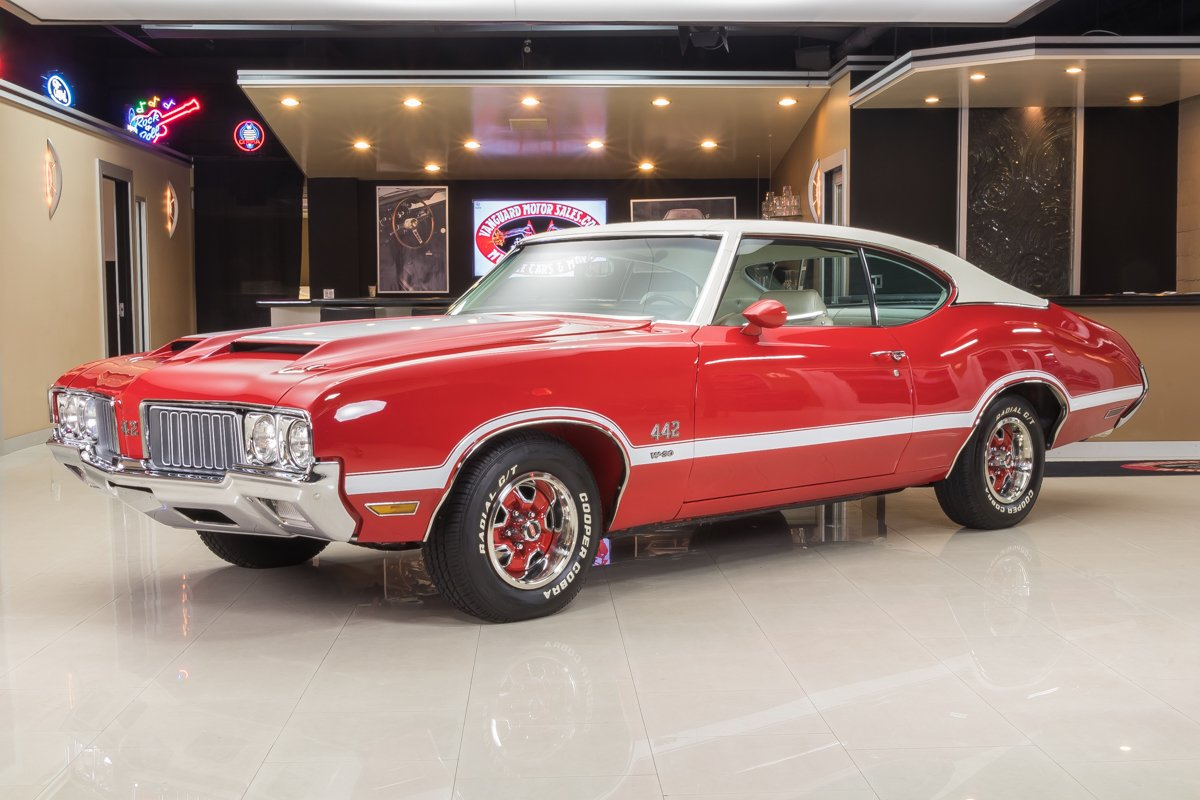 1970 Oldsmobile 442 | Classic Cars for Sale Michigan: Muscle