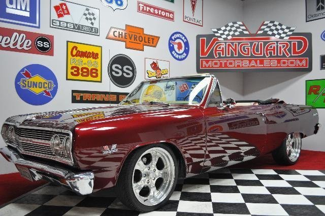 1965 chevrolet chevelle watch video