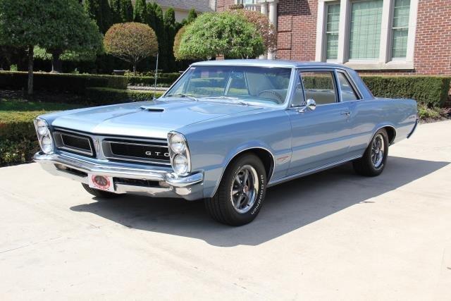 1965 Pontiac LeMans | Classic Cars for Sale Michigan: Muscle