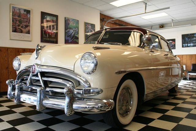 For Sale 1952 Hudson Wasp