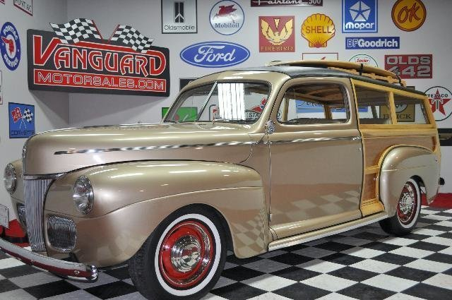 1941 ford woody watch video