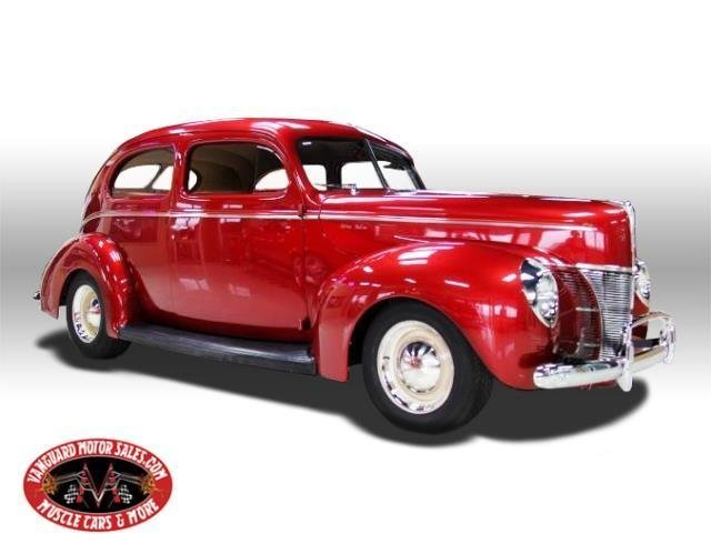 1940 ford street rod watch video