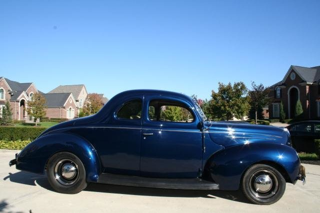 For Sale 1939 Ford Street Rod