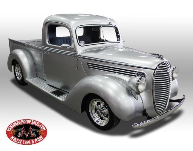 1938 ford pickup watch video