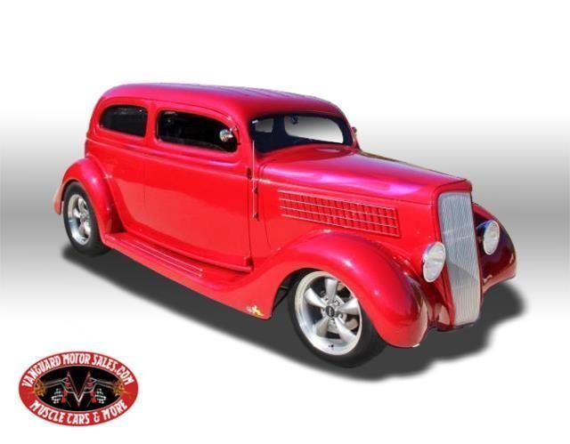 For Sale 1935 Ford Street Rod