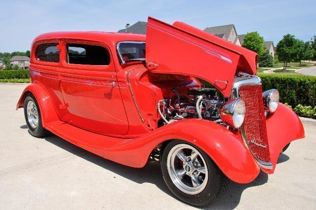 1934 ford street rod watch video