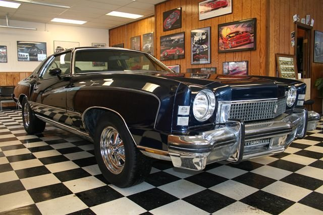 For Sale 1973 Chevrolet Monte Carlo