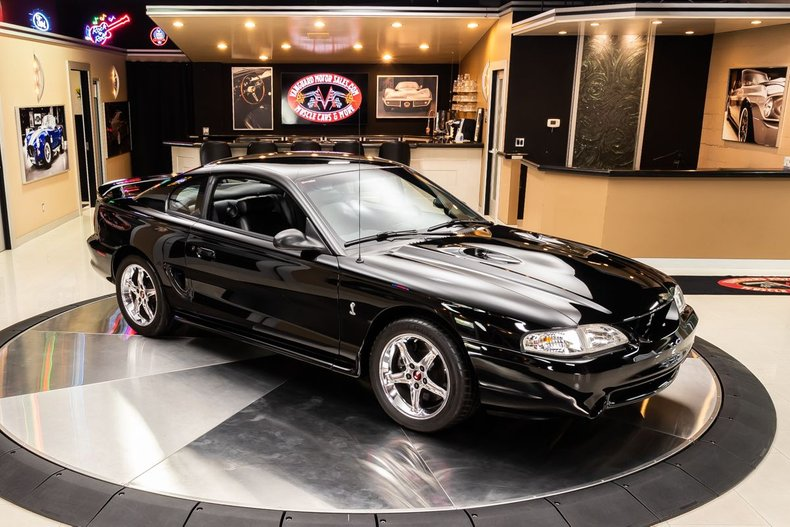 1997 Ford Mustang 33