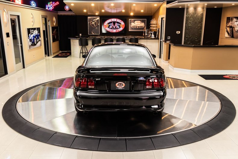 1997 Ford Mustang 38
