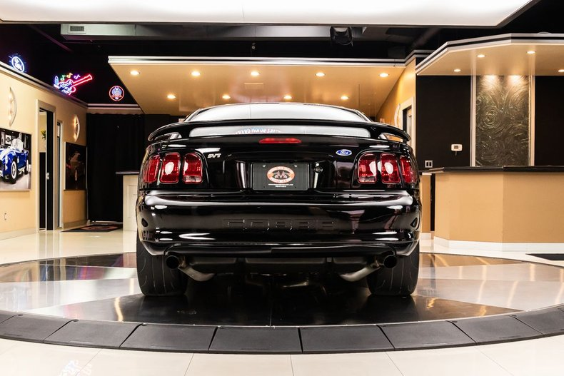 1997 Ford Mustang 37