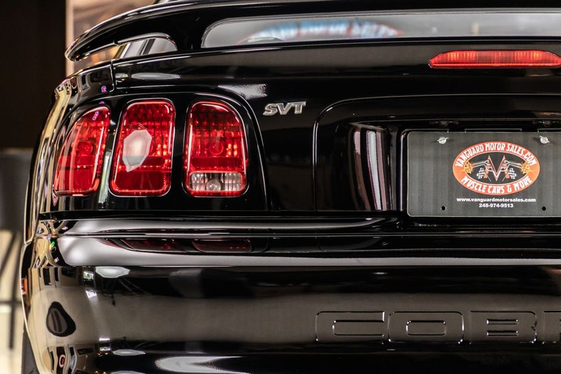 1997 Ford Mustang 57