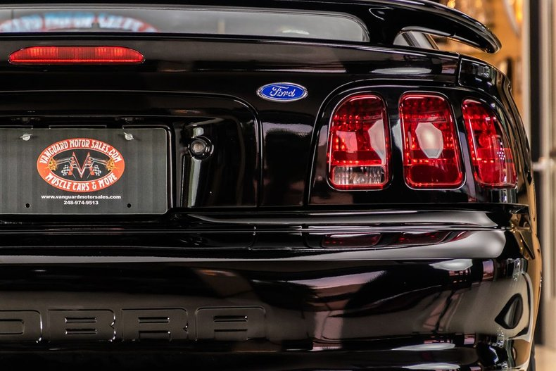 1997 Ford Mustang 65