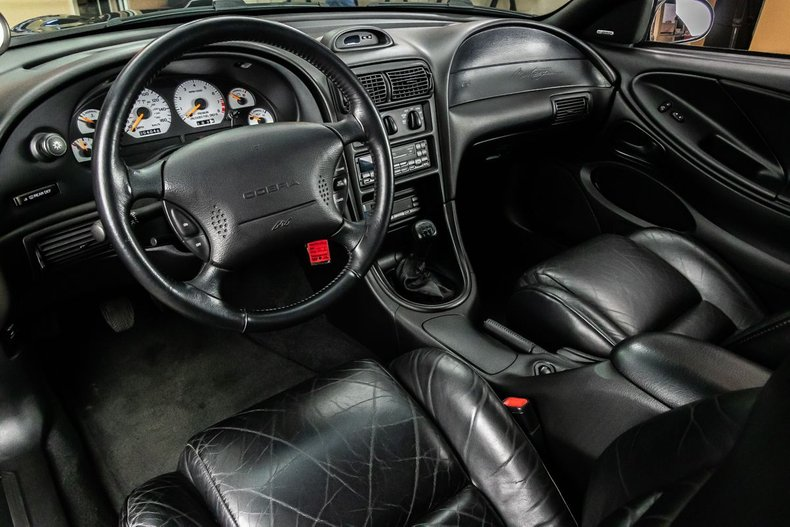 1997 Ford Mustang 77