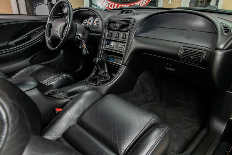 1997 Ford Mustang 92