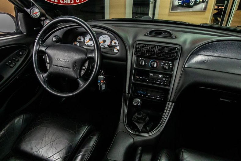 1997 Ford Mustang 100