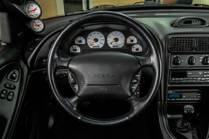 1997 Ford Mustang 101