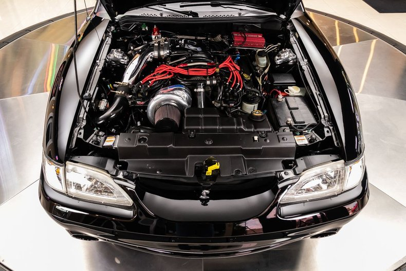 1997 Ford Mustang 110