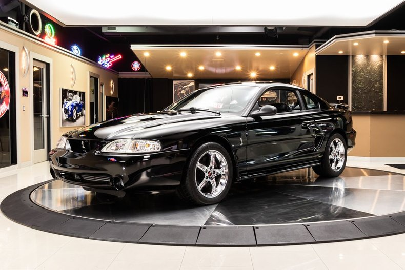 1997 Ford Mustang 116