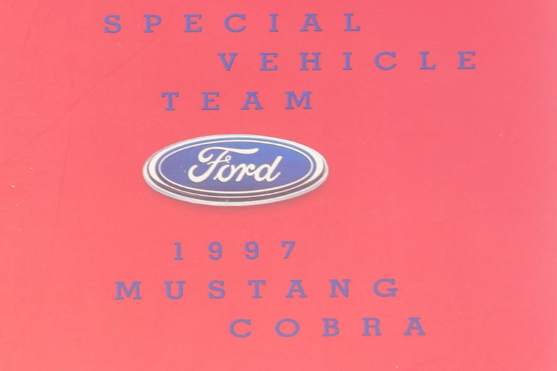 1997 Ford Mustang 16