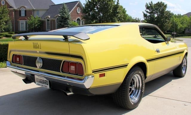1971 ford mustang watch video