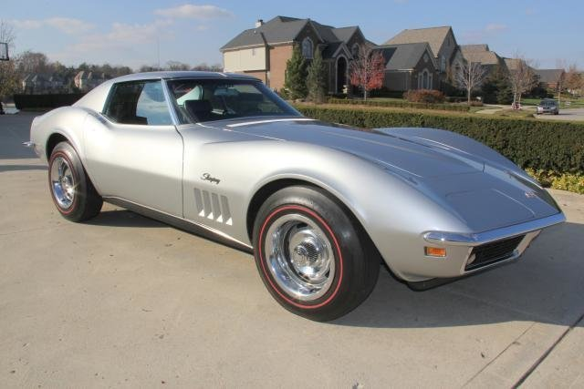 1969 chevrolet corvette watch video