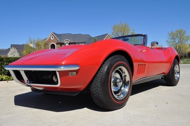 1968 chevrolet corvette watch video