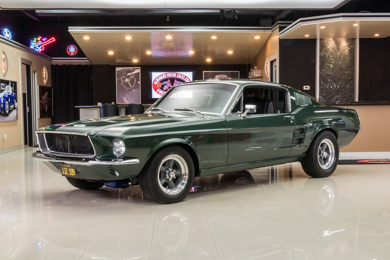 Highland Auto Sales >> 1967 Ford Mustang | Classic Cars for Sale Michigan: Muscle & Old Cars | Vanguard Motor Sales