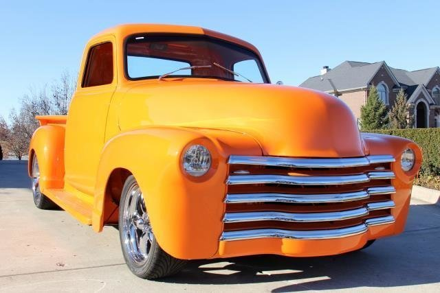 1950 chevrolet truck watch video