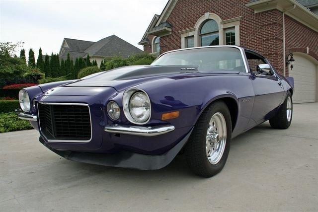 1973 chevrolet camaro r s rs