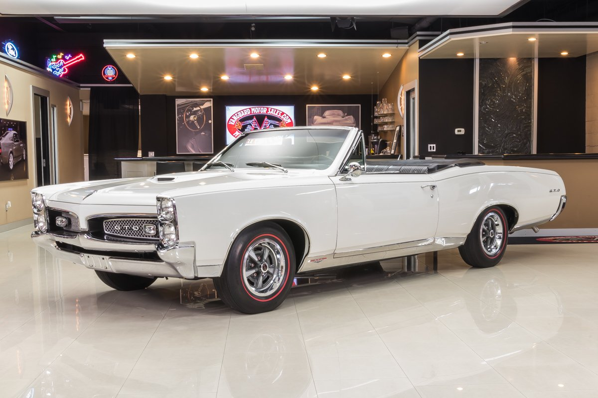 1967 Pontiac GTO | Classic Cars for Sale Michigan: Muscle